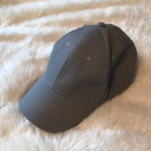 Accessories - Grey ball cap